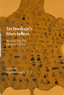 Cover image for Technology's storytellers: reweaving the human fabric