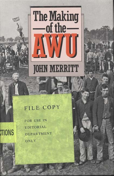Cover image for The making of the AWU