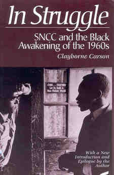 Cover for In struggle: SNCC and the Black awakening of the 1960s