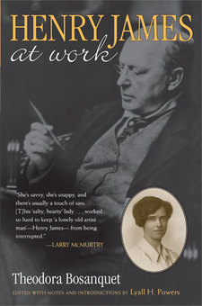 Cover image for Henry James at Work