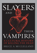 Cover image for Slayers and Their Vampires: A Cultural History of Killing the Dead