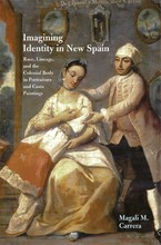 Cover image for Imagining identity in New Spain: race, lineage, and the colonial body in portraiture and casta paintings