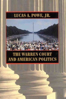 Cover image for The Warren court and American politics