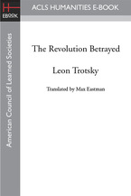 Cover image for The revolution betrayed