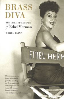 Cover image for Brass diva: the life and legends of Ethel Merman