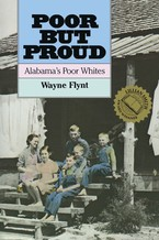 Cover image for Poor but proud: Alabama's poor whites