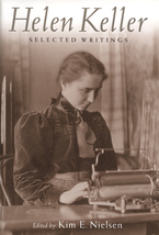 Cover image for Helen Keller: selected writings