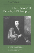 Cover image for The rhetoric of Berkeley's philosophy