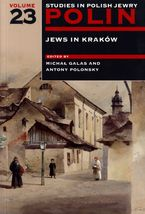 Cover image for Jews in Kraków