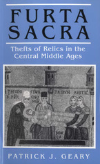 Cover image for Furta sacra: thefts of relics in the central Middle Ages
