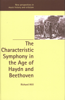 Cover for The characteristic symphony in the age of Haydn and Beethoven