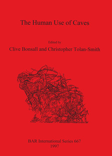 Cover image for The Human Use of Caves