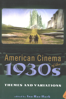 Cover image for American cinema of the 1930s: themes and variations
