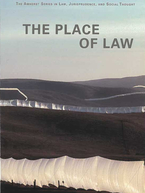 Cover image for The Place of Law