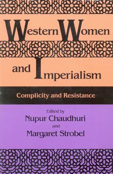 Cover image for Western women and imperialism: complicity and resistance