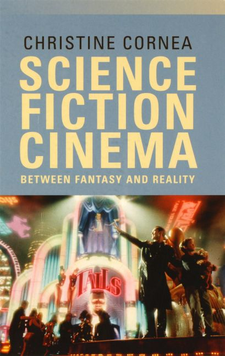 Cover image for Science fiction cinema: between fantasy and reality