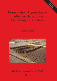 Cover image for Conservation Approaches to Earthen Architecture in Archaeological Contexts