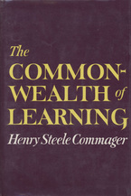 Cover image for The commonwealth of learning
