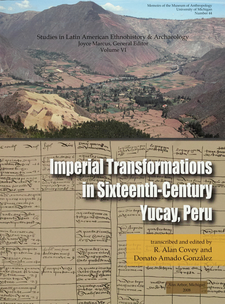 Cover image for Imperial Transformations in Sixteenth-Century Yucay, Peru