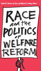 Cover image for Race and the Politics of Welfare Reform
