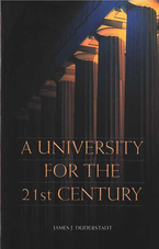 Cover image for A University for the 21st Century