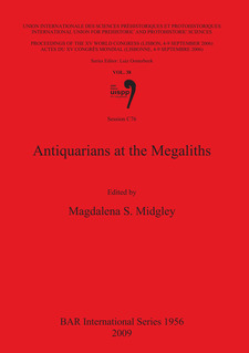 Cover image for Antiquarians at the Megaliths