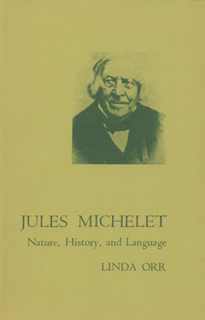 Cover image for Jules Michelet: nature, history, and language