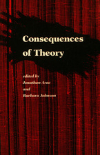 Cover image for Consequences of theory