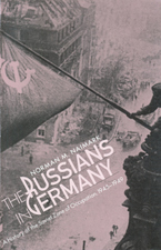 Cover image for The Russians in Germany: a history of the Soviet Zone of occupation, 1945-1949