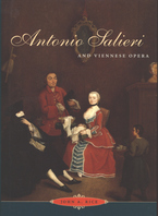 Cover image for Antonio Salieri and Viennese Opera