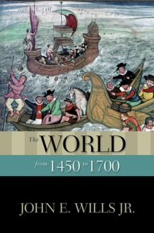 Cover image for The world from 1450 to 1700