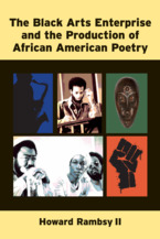 Cover image for The Black Arts Enterprise and the Production of African American Poetry