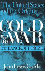 Cover image for The United States and the origins of the cold war, 1941-1947