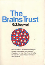 Cover image for The brains trust