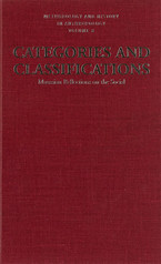 Cover image for Categories and classifications: Maussian reflections on the social