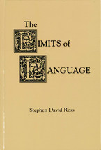 Cover image for The limits of language