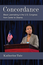 Cover image for Concordance: Black Lawmaking in the U.S. Congress from Carter to Obama