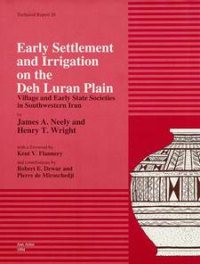 Cover image for Early Settlement and Irrigation on the Deh Luran Plain: Village and Early State Societies in Southwestern Iran