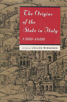 Cover image for The origins of the State in Italy, 1300-1600