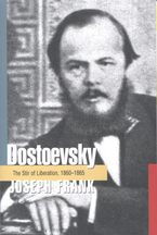 Cover image for Dostoevsky: the stir of liberation, 1860-1865