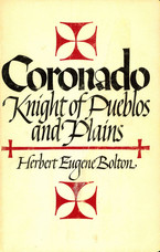 Cover image for Coronado, knight of pueblos and plains