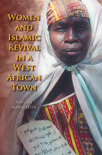 Cover image for Women and Islamic revival in a West African town