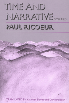 Cover image for Time and narrative, Vol. 3