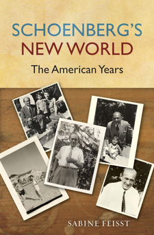 Cover image for Schoenberg's new world: the American years