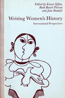 Cover image for Writing women's history: international perspectives