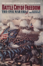 Cover image for Battle cry of freedom: the Civil War era
