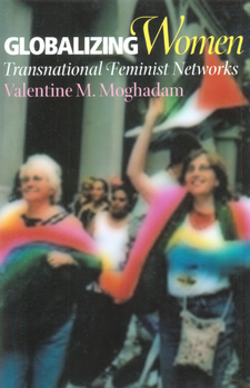 Cover for Globalizing women: transnational feminist networks