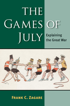Cover image for The Games of July: Explaining the Great War