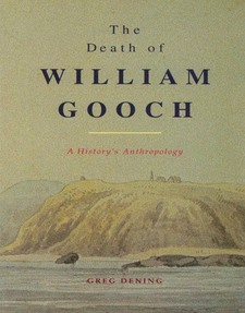 Cover image for The death of William Gooch: a history's anthropology