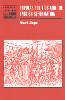 Cover image for Popular politics and the English Reformation